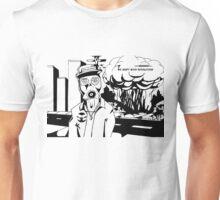 Revolution Black and white Unisex T-Shirt