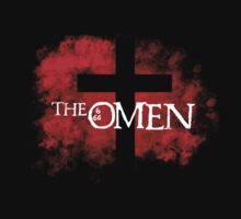 Classic Horror The Omen T-Shirt by OutlawOutfitter