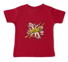 Comic Book MINE! Baby Tee