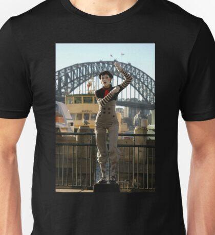 Sydney's Statue Of Liberty? Australia 2010 Unisex T-Shirt