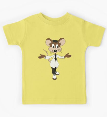 Cute cartoon mouse Kids Tee
