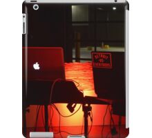 MAC MOTOR iPad Case/Skin