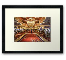 How the other half live. Framed Print