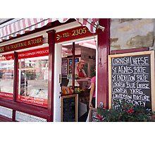 butcher shop Photographic Print