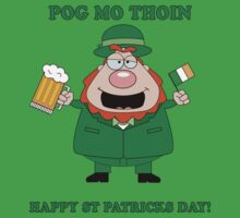 St Patricks Day - POG MO THOIN by innercoma