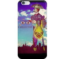 We need YOU! iPhone Case/Skin