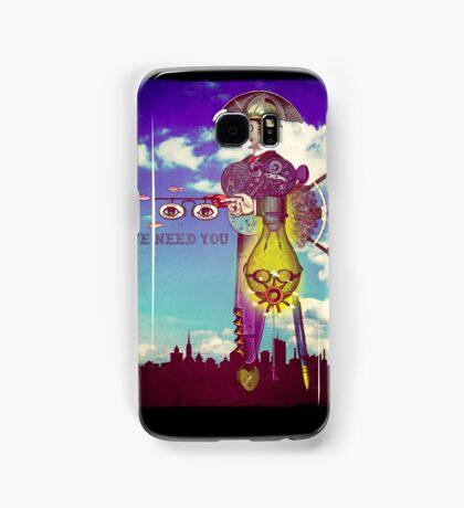 We need YOU! Samsung Galaxy Case/Skin