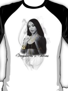 Baby Girl Aaliyah Tatted up T-Shirt