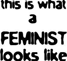 Feminist by 2Pingus