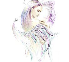 Angels for Zodiac Signs by Anna Miarczynska