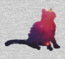 Serene Kitty One Piece - Long Sleeve