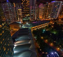 Kuala Lumpur Convention Centre by Nur Ismail Mohammed