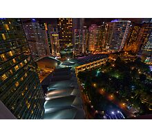 Kuala Lumpur Convention Centre Photographic Print