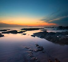 Tanjung Jaya Sunrise by Nur Ismail Mohammed