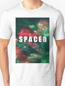 Spaced RED T-Shirt