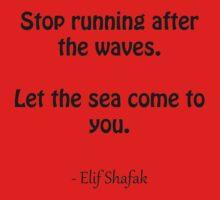 Elif Shafak by SymphonyInBlue