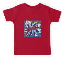 Comic Book Pop Art OMG! Kids Tee