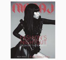 Maraj Magazine Shirt (Cover) by MarajMagazine