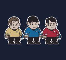 Mitesized Trekkies Kids Clothes