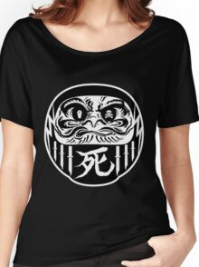 Dark Daruma Women's Relaxed Fit T-Shirt