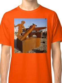 Plane Sculpture @ Avalon Airshow 2011 Classic T-Shirt