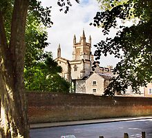 Winchester College by vivsworld