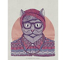 So Hipster Photographic Print