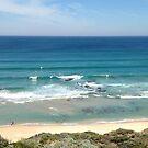 Summer Ocean by jessicadyer