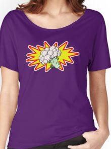Captain Cauliflower Women's Relaxed Fit T-Shirt