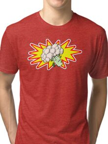 Captain Cauliflower Tri-blend T-Shirt