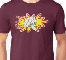 Captain Cauliflower Unisex T-Shirt