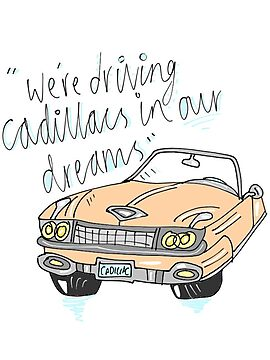 Cadillacs & Dreams by bluboca