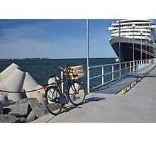 Estonia-transportation Photographic Print