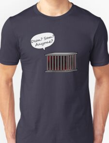 Left in the Cage Unisex T-Shirt