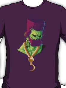 TrapJaw - Rappers of the Universe [He-Man] T-Shirt