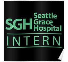Grey's Anatomy - Intern Poster