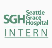 Grey's Anatomy - Intern Kids Tee