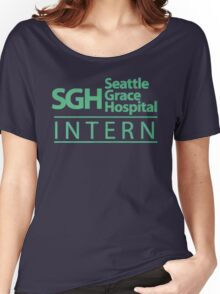 Grey's Anatomy - Intern Women's Relaxed Fit T-Shirt