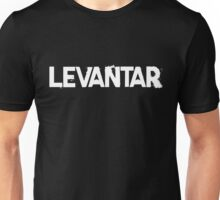 Levantar (White) Unisex T-Shirt