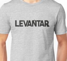 Levantar (Black) Unisex T-Shirt