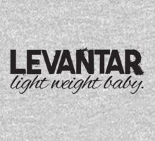 Levantar - Light weight baby (Black) by Levantar