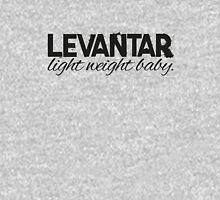 Levantar - Light weight baby (Black) Unisex T-Shirt