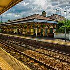 Lisburn Train Station by Adam Northam