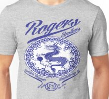 dragon warriors by rogers brothers Unisex T-Shirt