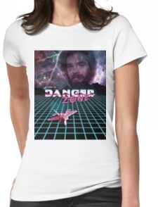 BEYOND THE DANGER ZONE (OLD) Womens Fitted T-Shirt