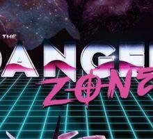 BEYOND THE DANGER ZONE Sticker