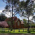 St. John's Church, Pinjarra by lezvee
