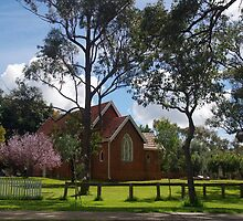 St. John's Church, Pinjarra by lezvee