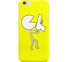 Packing Man iPhone Case/Skin
