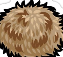 I Knew You Were Tribble (With Shading) Sticker